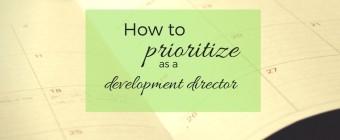 Effective Development Director